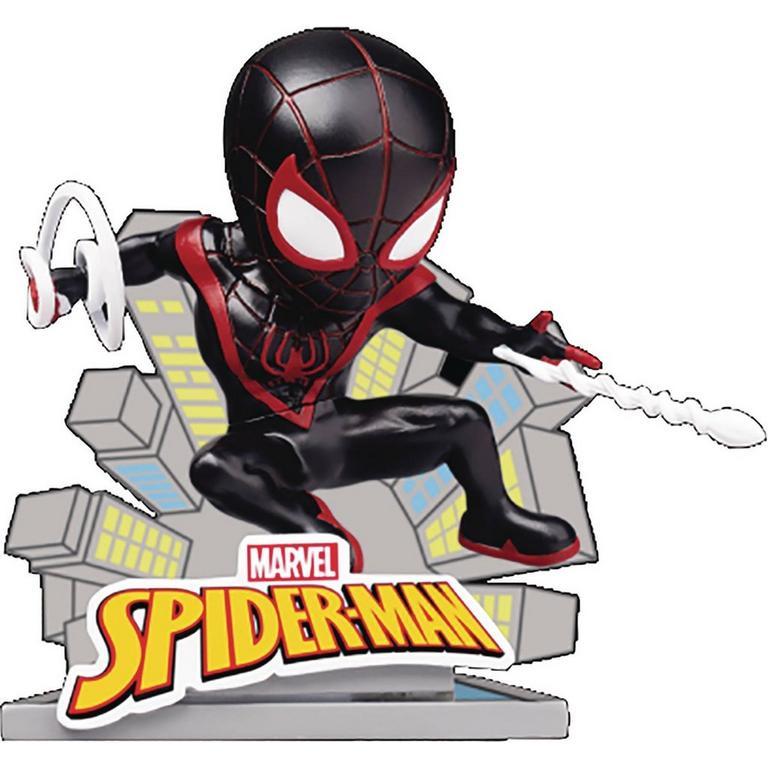 Spider-Man Miles Morales Mini Egg Attack Figure