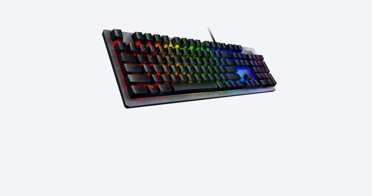 Huntsman Gears 5 Edition Wired Opto-Mechanical Gaming Keyboard