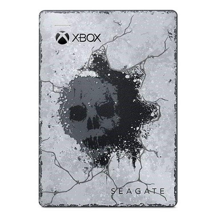 Gears 5 Special Edition Game Drive 2TB for Xbox One