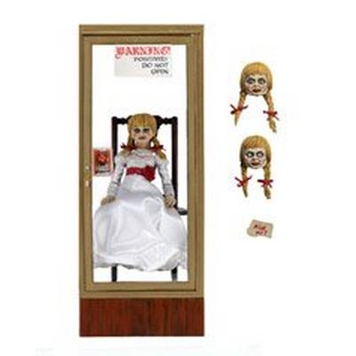 The Conjuring Universe Annabelle Ultimate Version Action Figure