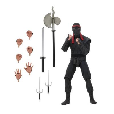 Teenage Mutant Ninja Turtles 90's Movie Bladed Weaponry Foot Soldier Figure Only at GameStop