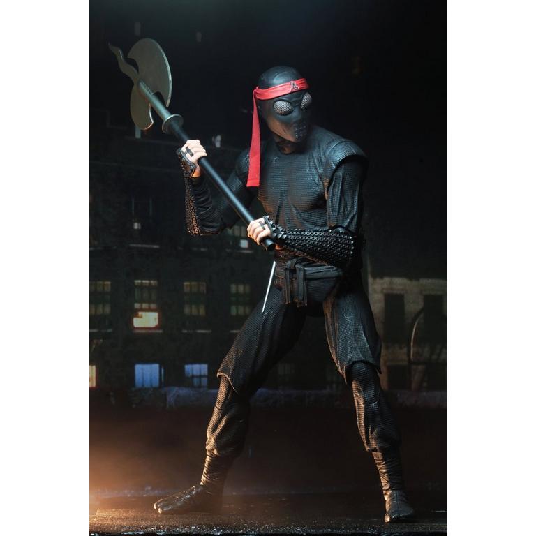 Teenage Mutant Ninja Turtles 90's Movie Bladed Weaponry Foot Soldier Action Figure Only at GameStop
