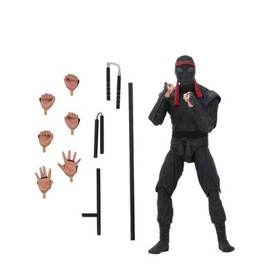 Teenage Mutant Ninja Turtles 90's Movie Melee Weaponry Foot Soldier Figure Only at GameStop