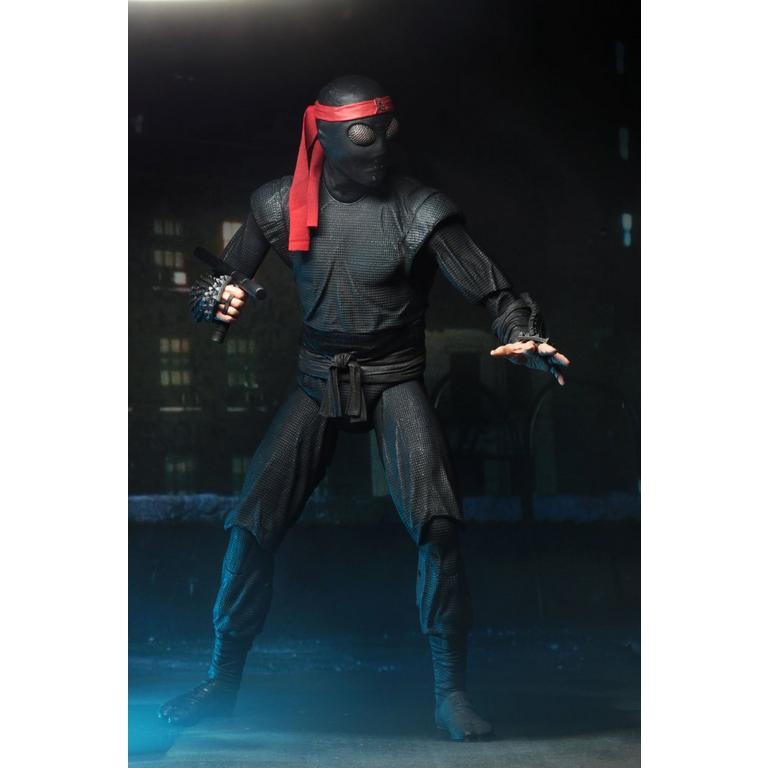 Teenage Mutant Ninja Turtles 90's Movie Melee Weaponry Foot Soldier Action Figure Only at GameStop