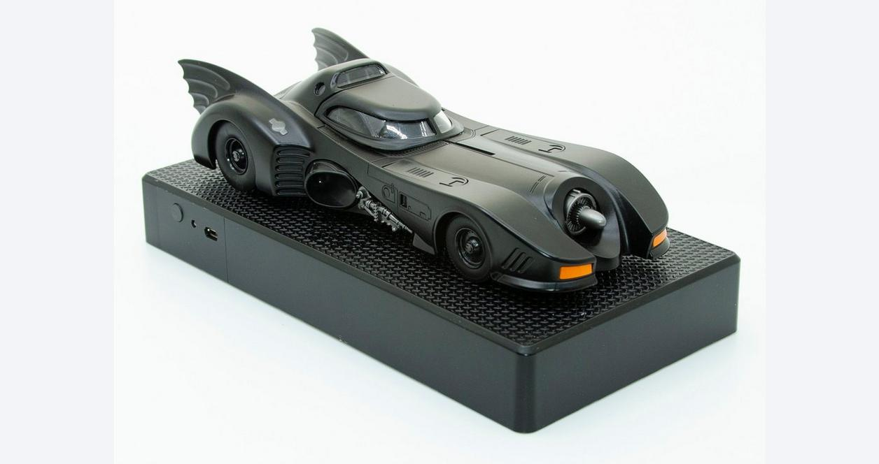 Hey Batman Batmobile Voice Activated Vehicle Only at GameStop