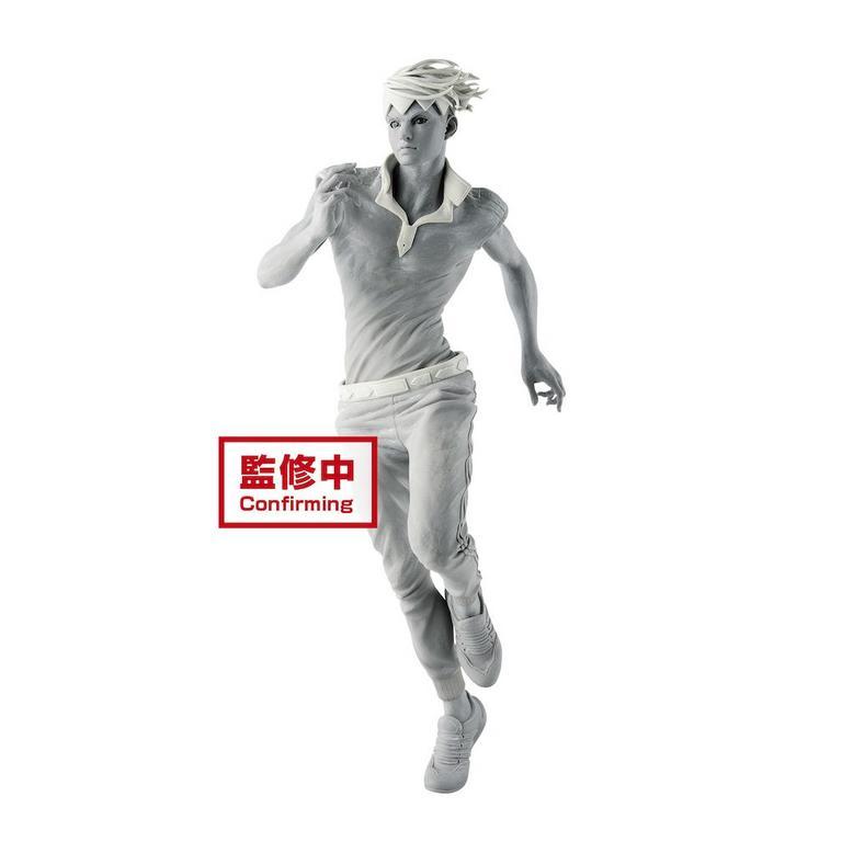 JoJo's Bizarre Adventure Thus Spoke Kishibe Rohan - Rohan Kishibe Grandista Statue