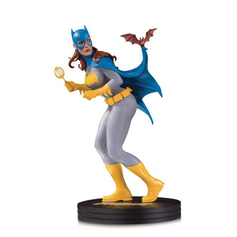 Batman Batgirl by Frank Cho DC Cover Girls Statue