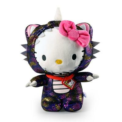 Hello Kitty Kaiju Cosplay Plush
