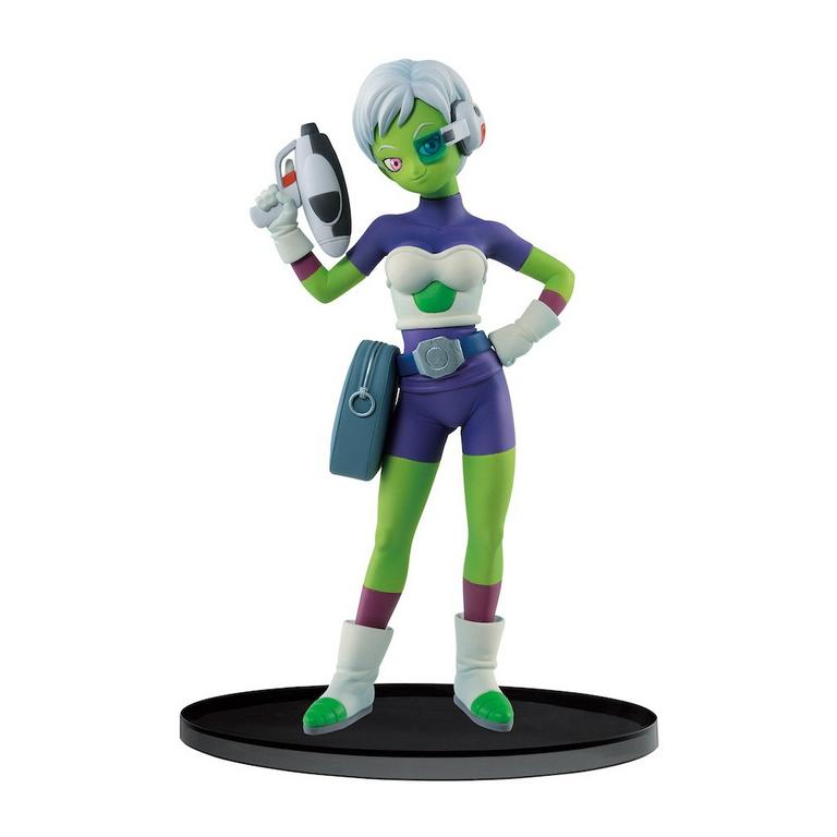 Dragon Ball Super Special Cheelai World Figure Colosseum 2 Statue