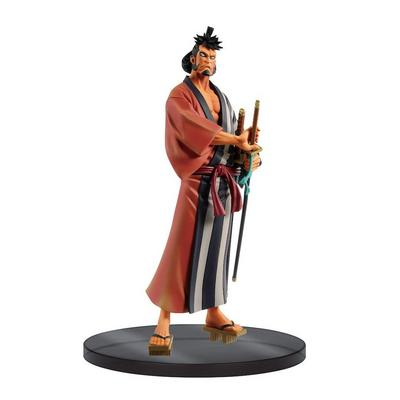 One Piece Kinemon Wano Kuni The Grandline Men Volume 4 DXF Statue
