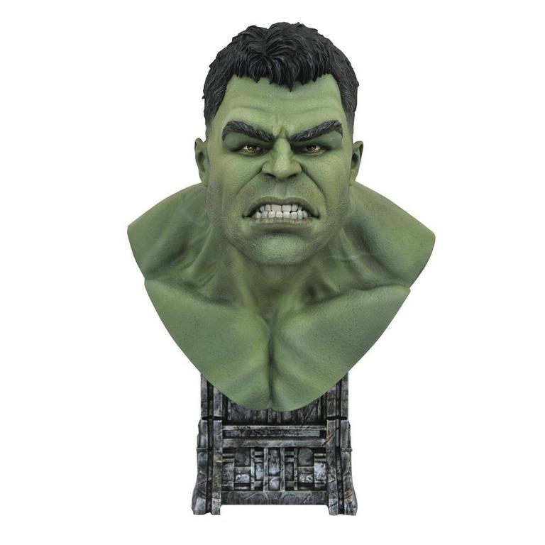 Thor: Ragnarok Hulk Legends in 3D Bust