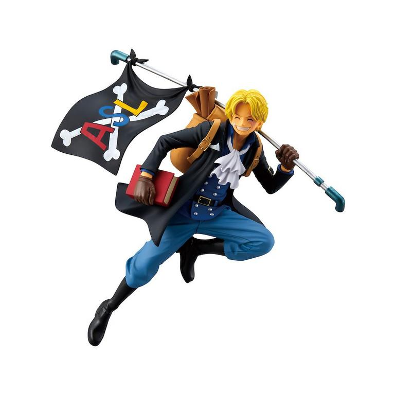 One Piece Sabo Statue