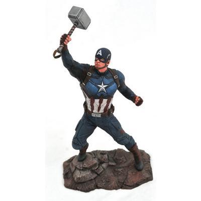Avengers: Endgame Captain America Marvel Gallery Statue