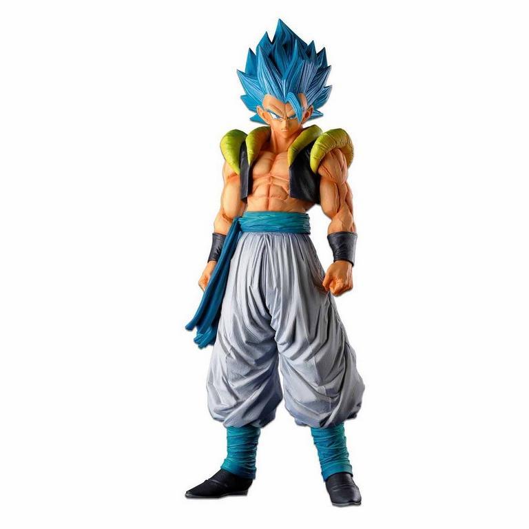 Dragon Ball Super Super Saiyan Blue Gogeta Super Master Stars Piece Statue
