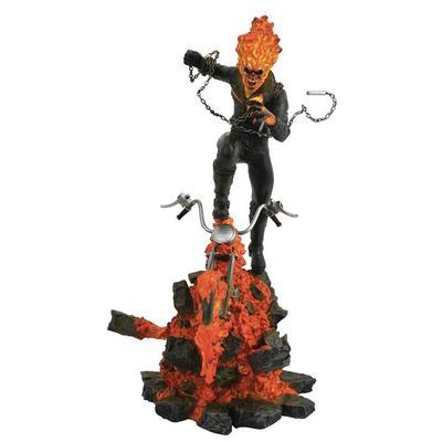 Ghost Rider Marvel Milestones Statue