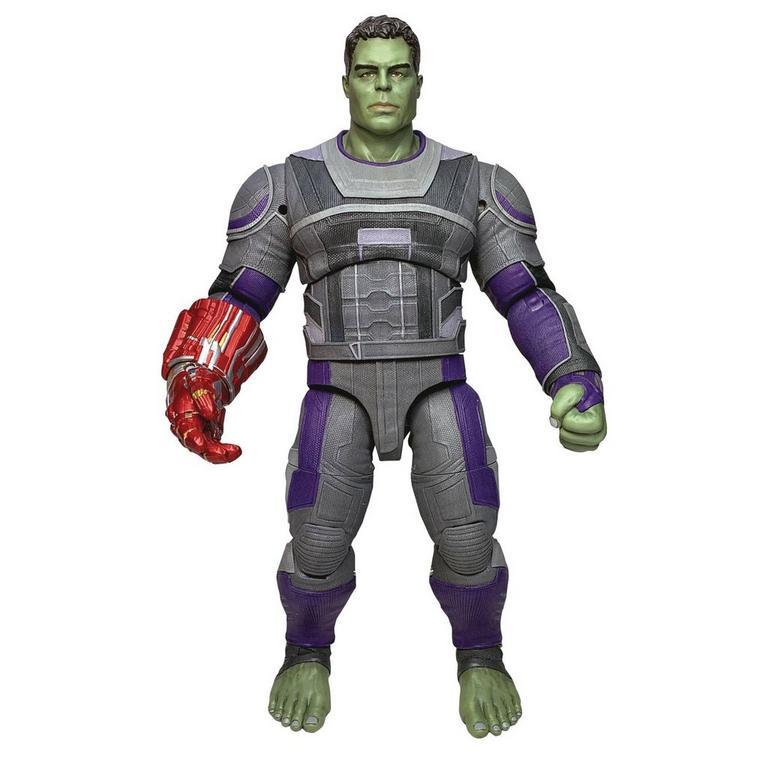Avengers: Endgame Hulk Hero Suit Marvel Select Action Figure