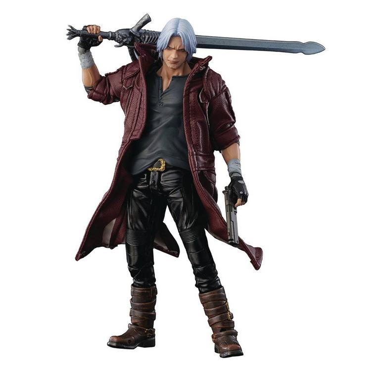 Devil May Cry 5 Dante Deluxe Version Action Figure