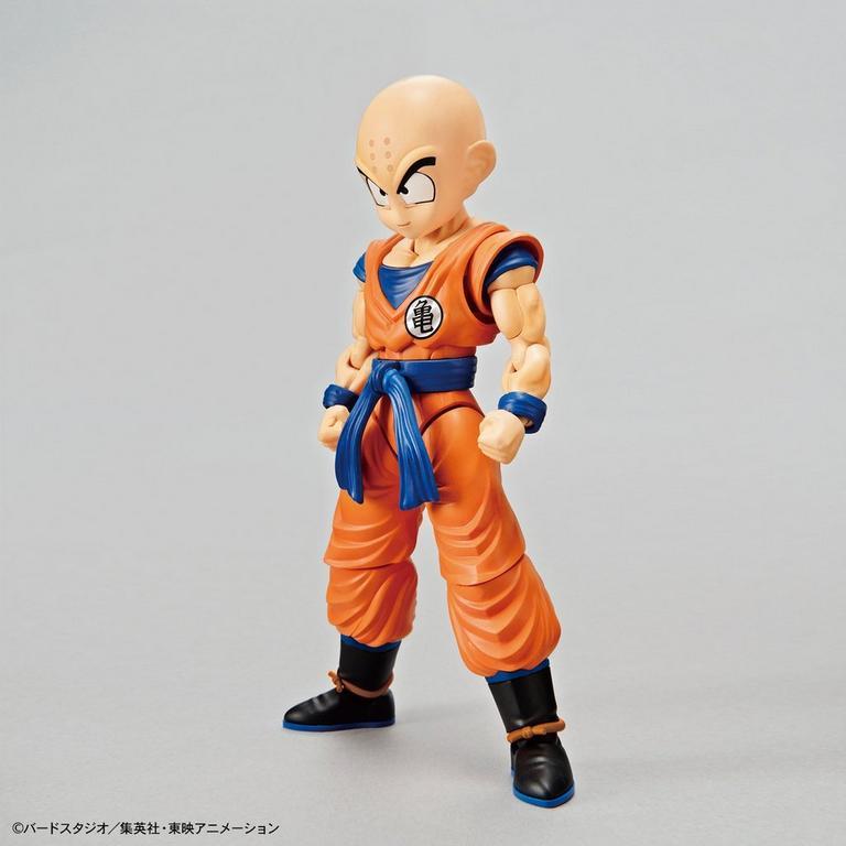 Dragon Ball Z Krillin New Packaging Version Figure-rise Standard Model Kit