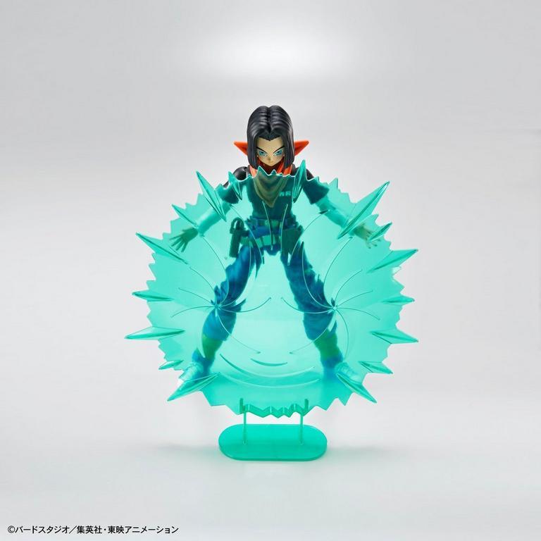 Dragon Ball Z Android 17 Figure-rise Standard Model Kit