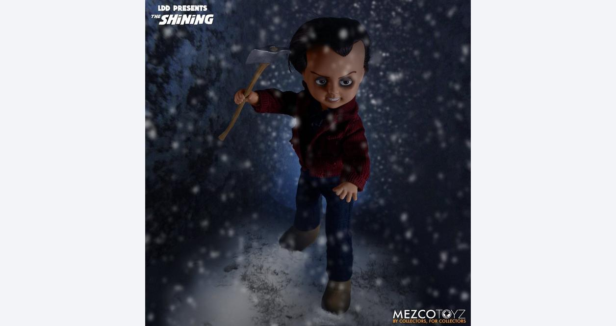 Living Dead Dolls The Shining Jack Torrance Doll
