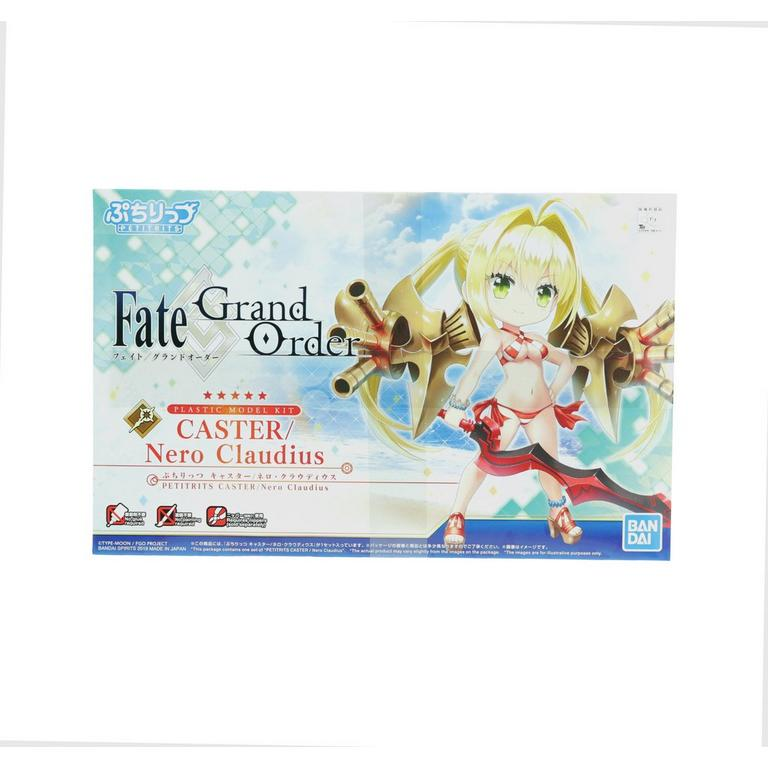 Fate/Grand Order Caster Nero Claudius Petitrits Model Kit