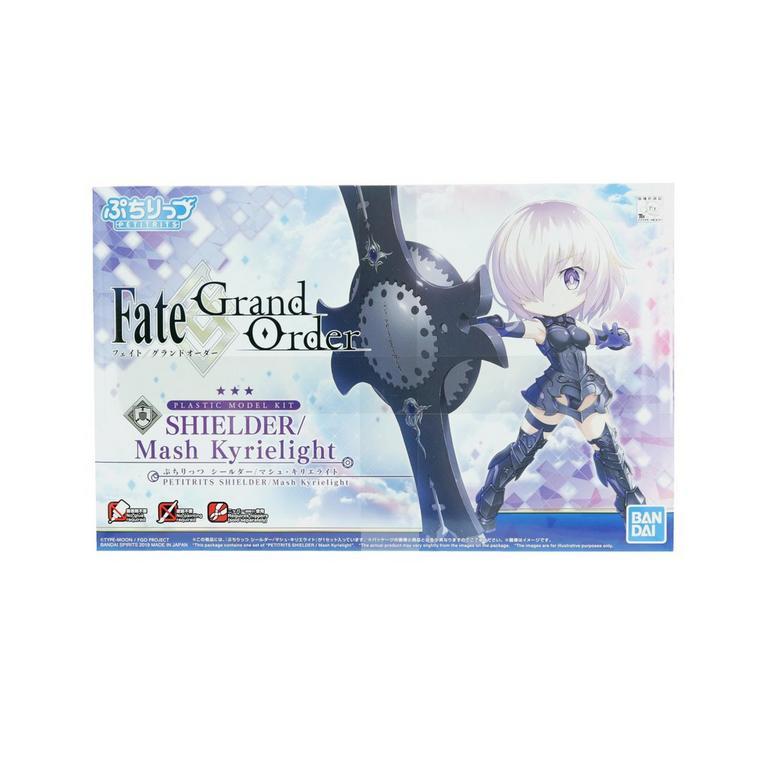 Fate/Grand Order Shielder Mash Kyrielight Petitrits Model Kit