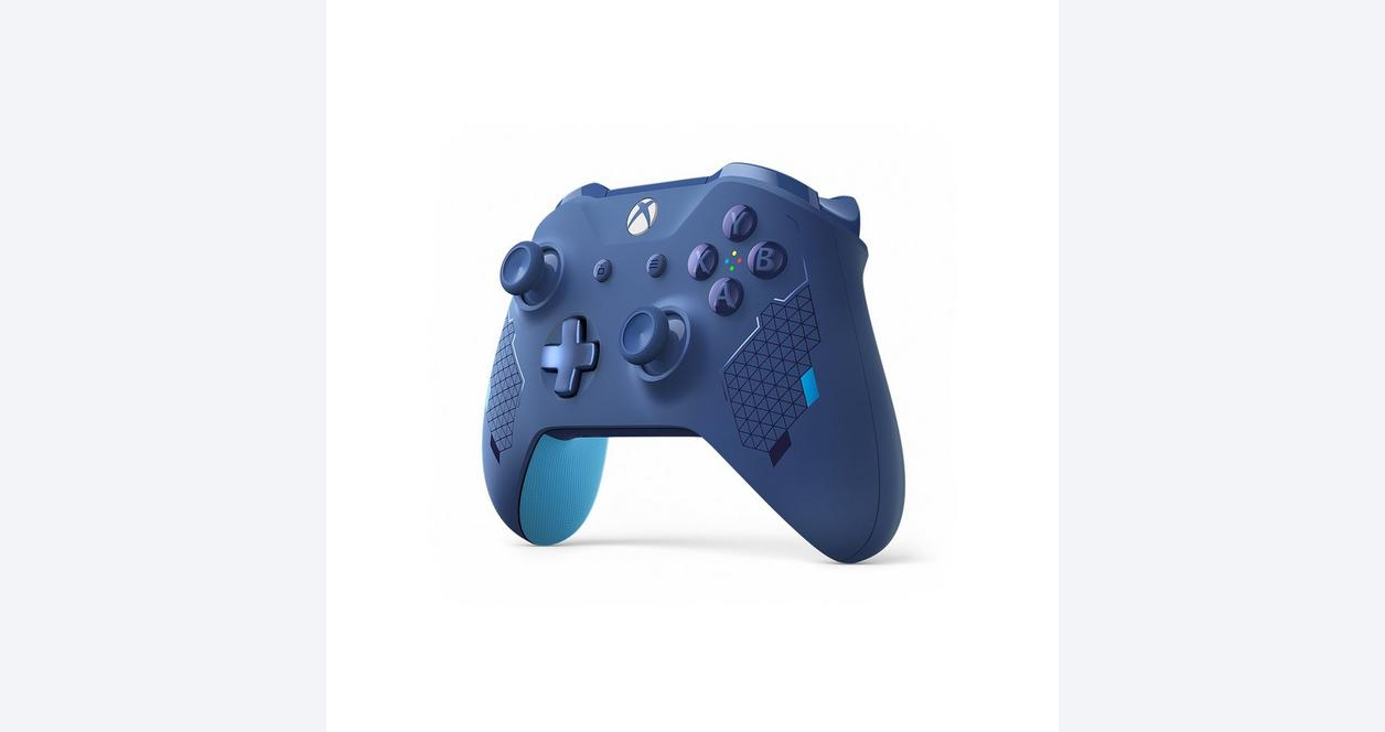 Microsoft Xbox One Sport Blue Wireless Controller