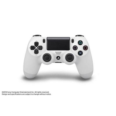 Sony DUALSHOCK 4 Glacier White Wireless Controller