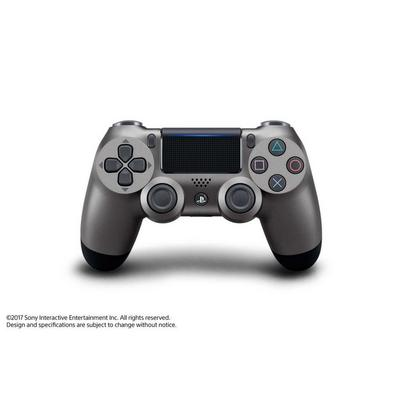 Sony DUALSHOCK 4 Steel Black Wireless Controller