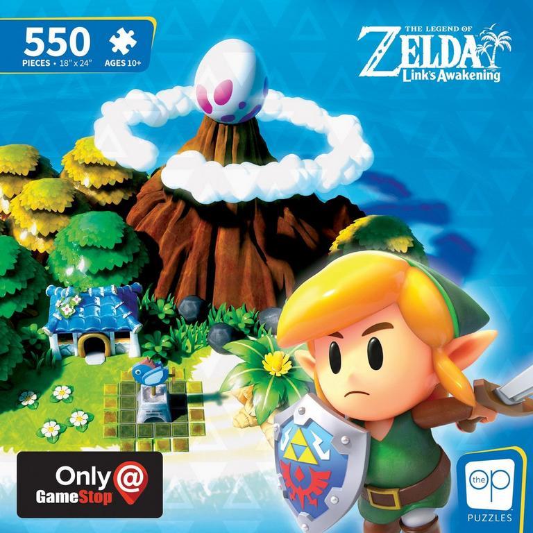 The Legend of Zelda: Link's Awakening Koholint Island Puzzle Only at GameStop