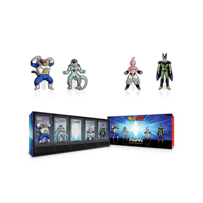 Dragon Ball Z FiGPiN Box Set Only at GameStop