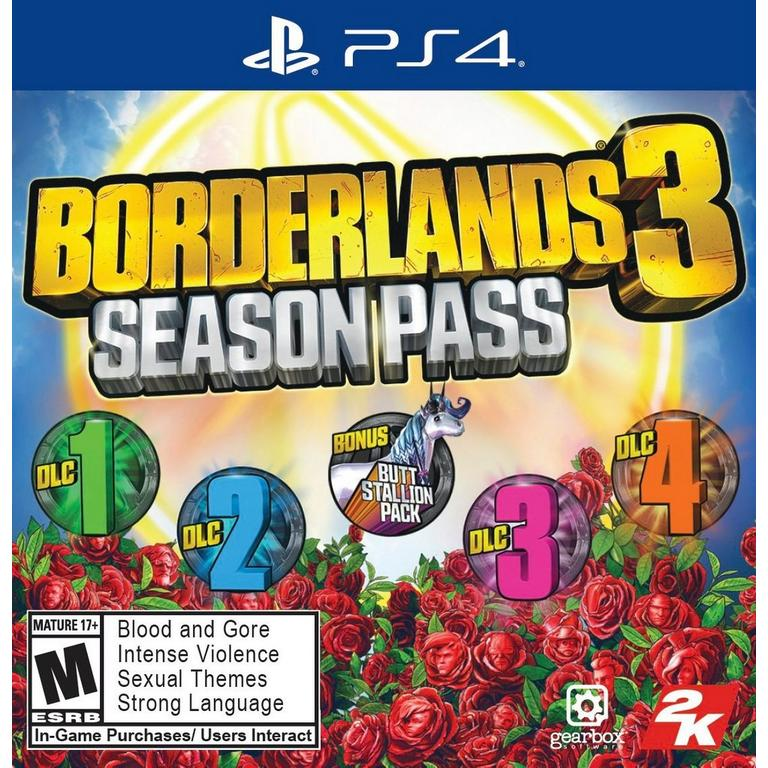 Borderlands 3 Season Pass