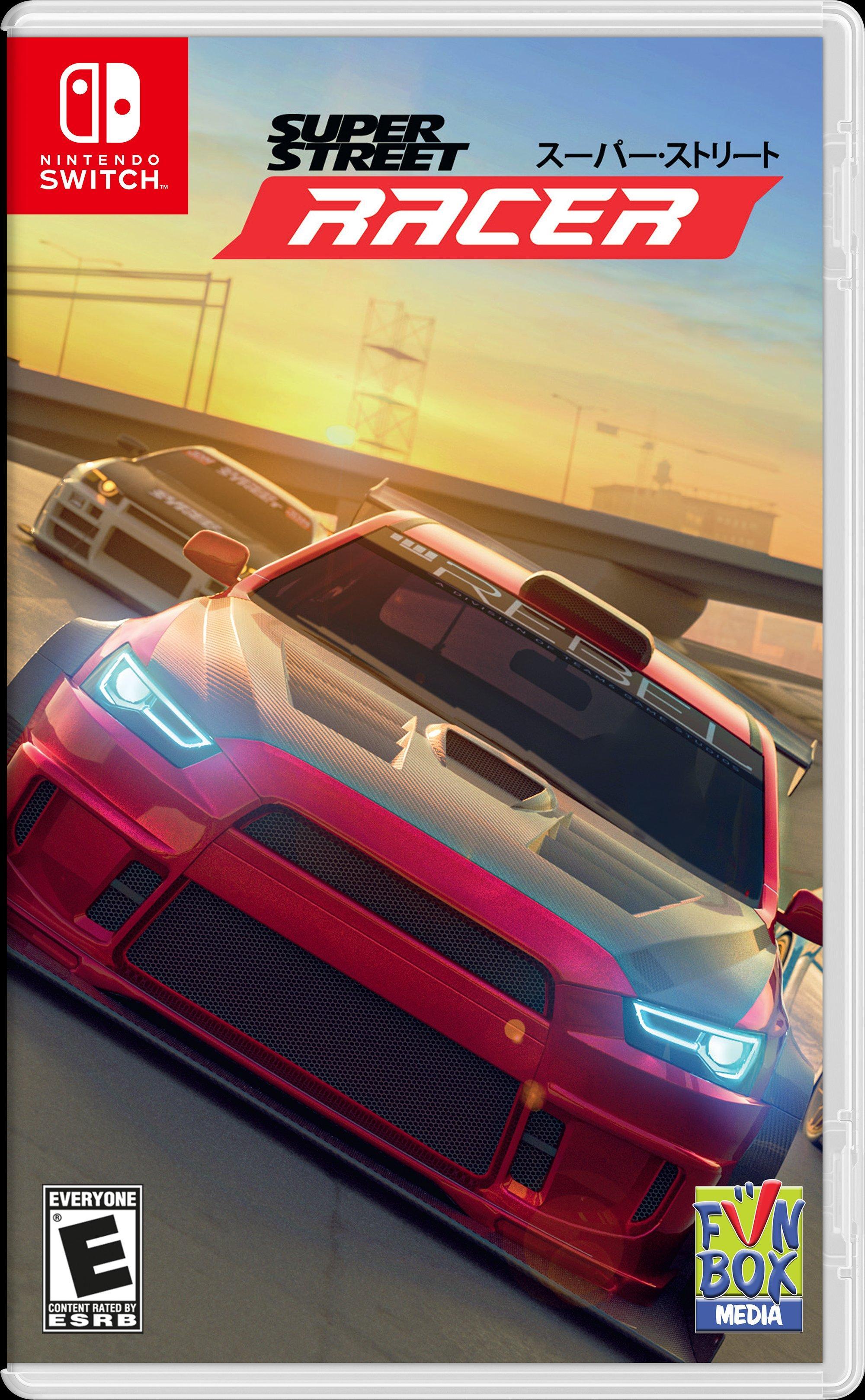 Super Street Racer Nintendo Switch Gamestop