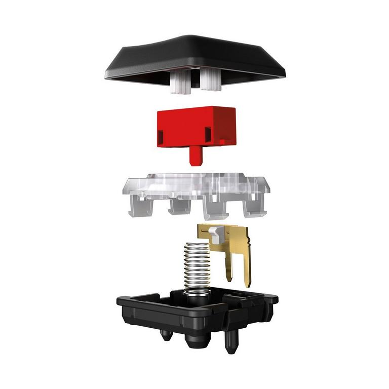 G915 Lightspeed RGB GL Linear Switches Wireless Mechanical Gaming Keyboard