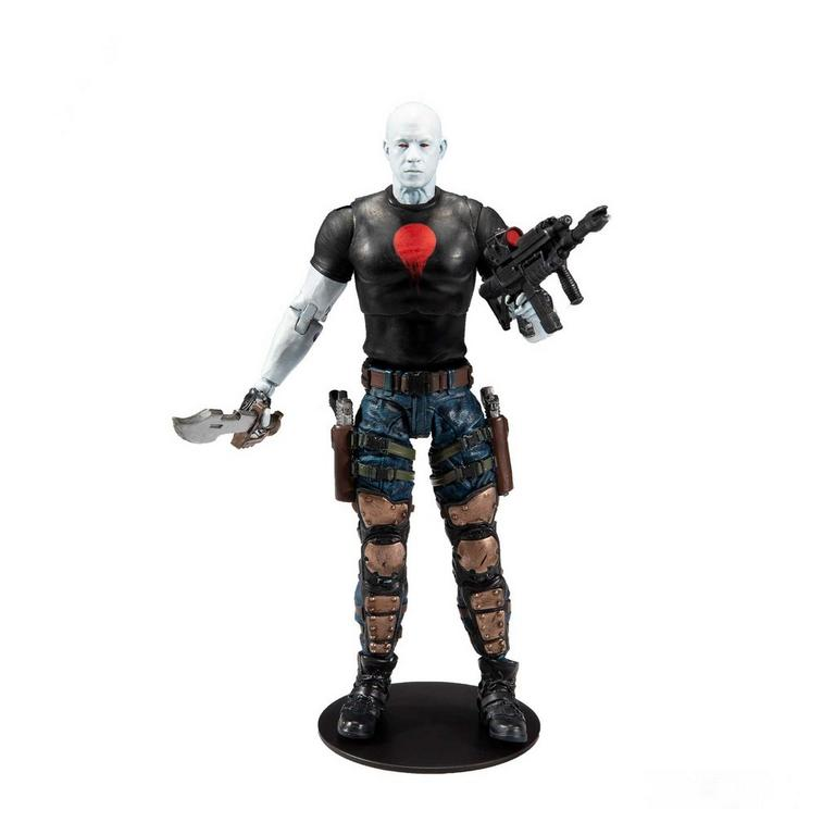 Bloodshot Action Figure