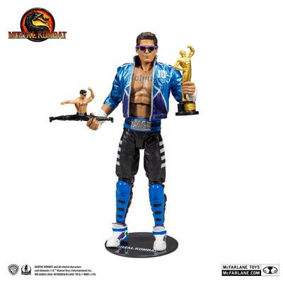 Mortal Kombat Johnny Cage Action Figure