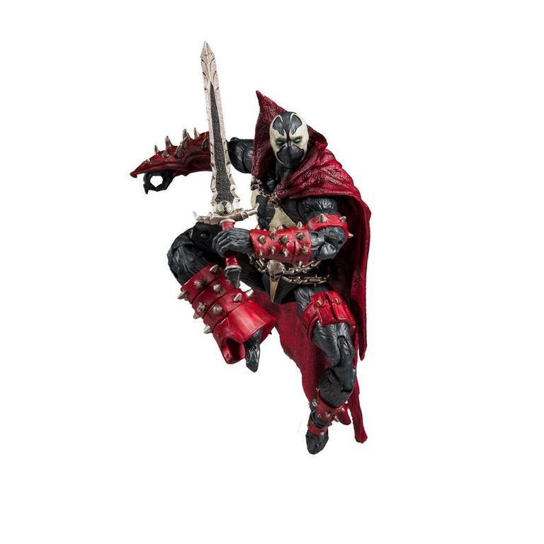 Mortal Kombat Spawn Action Figure