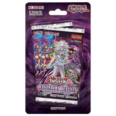 Yu-Gi-Oh! Legendary Duelists Immortal Destiny Blister Pack