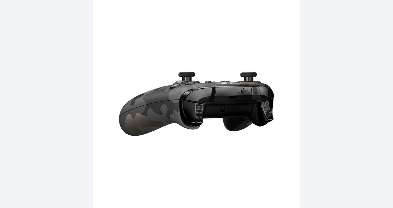 Microsoft Xbox One Night Ops Camo Wireless Controller