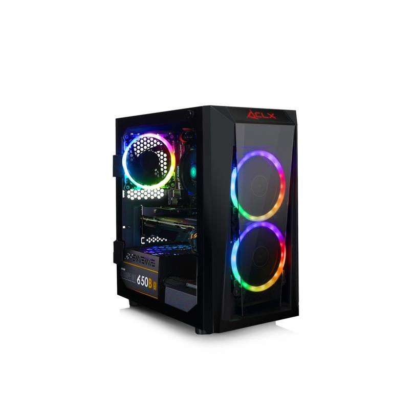 CLX SET TGMSETGXM9601BM Gaming Desktop