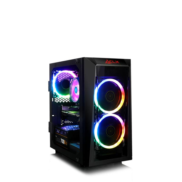 CLX SET TGMSETRTH9605BM Gaming Desktop