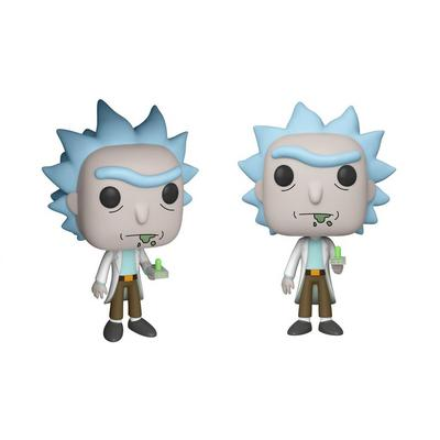 POP! Animation: Rick and Morty Rick with Portal Gun 10-inch Only at GameStop