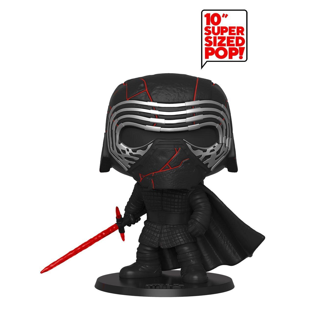 Vinyl Star Wars Kylo Ren Glow Episode IX Rise of Skywalker 10 Inch Pop FunK