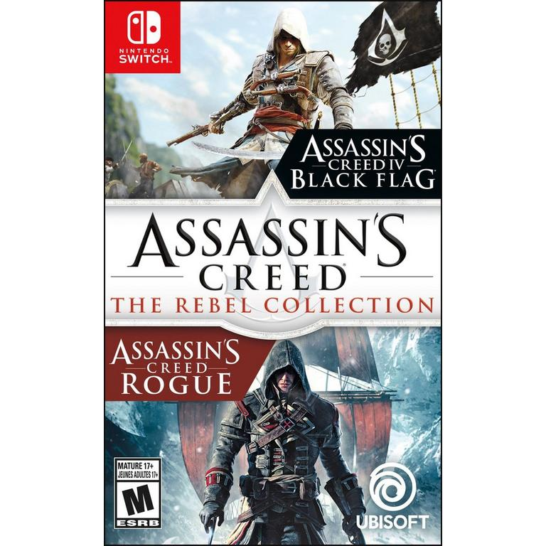 Assassin S Creed The Rebel Collection Nintendo Switch Gamestop