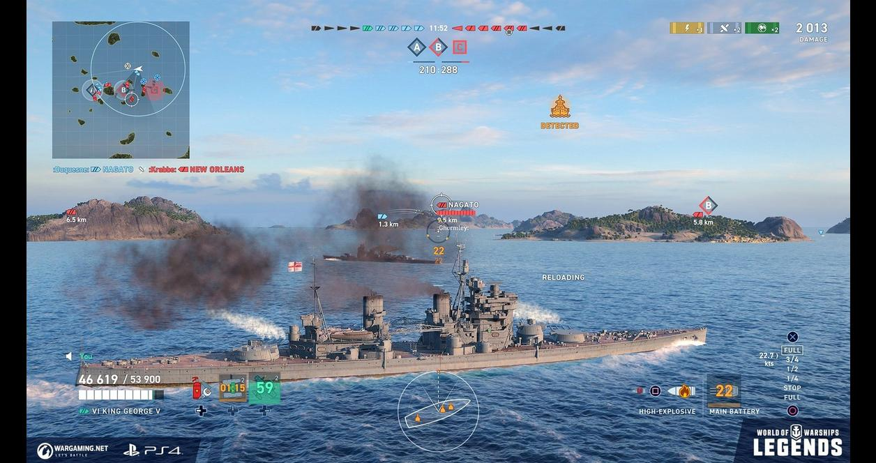 World of Warships: Legends Firepower Deluxe Edition