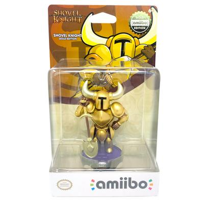 Shovel Knight: Treasure Trove amiibo Gold Edition