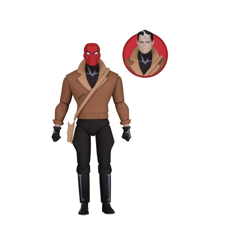 Batman: The Animated Series Red Hood Action Figure