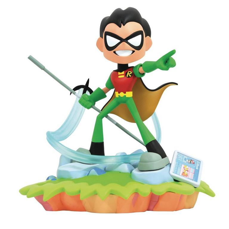 Teen Titans Robin Statue