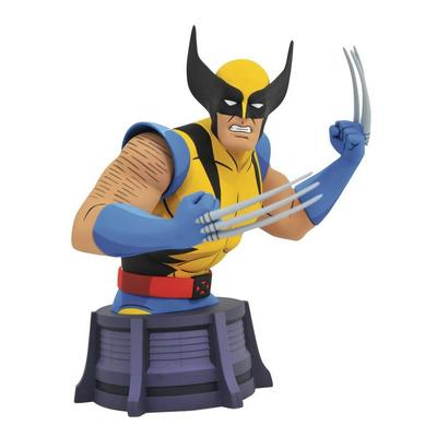 X-Men The Animated Series Wolverine Bust