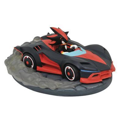 Team Sonic Racing Shadow the Hedgehog Racer Statue